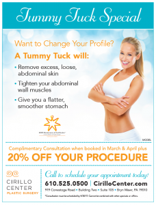CIR - tummy tuck
