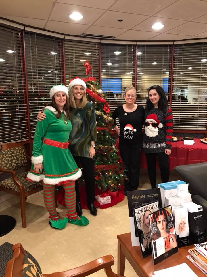 cirillo dermatology christmas tree
